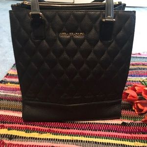 Vera Bradley Quilted Leather Nora Tote